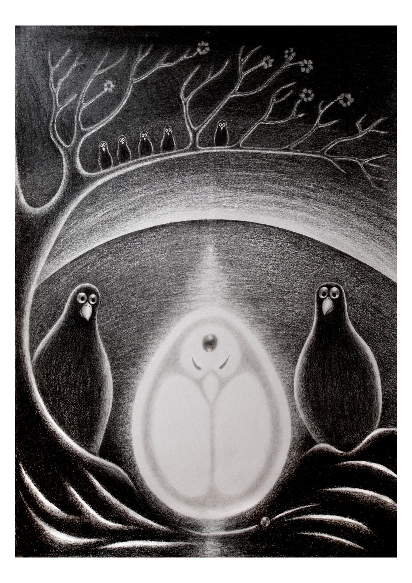 Cosmic Egg 2