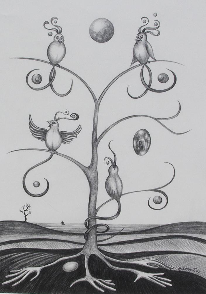 Fågelträdet